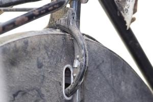 Sleutel kwijt of afgebroken? Wereldfietsen Zwolle maakt het slot open.